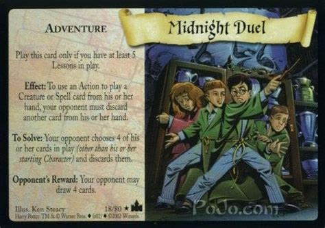 harry potter card   day ccg