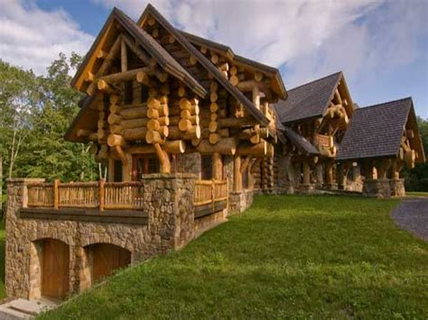 Rustic Cabins In Virginia Mountains Rustic Log Cabin Home