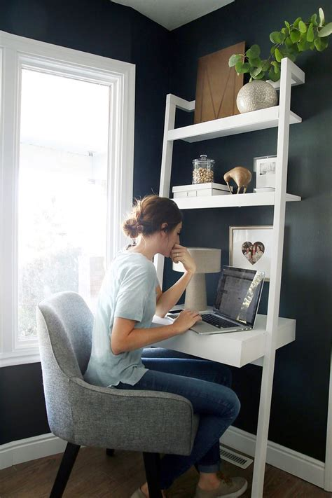 desk for small space living 25 best ideas about small corner desk on pinterest