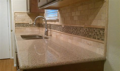 travertine tile kitchen backsplash kitchen backsplash travertine subway glass mosaic 6360