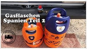 Adapter Für Gasflaschen : gasflaschen adapter f r spanien youtube ~ Kayakingforconservation.com Haus und Dekorationen
