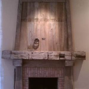 barnwood mantel for the home pinterest With barnwood mantle