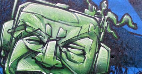 Grafiti Monyet :  Character Graffiti
