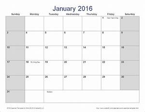 Word calendar template for 2016 2017 and beyond for Word calendar template 2016