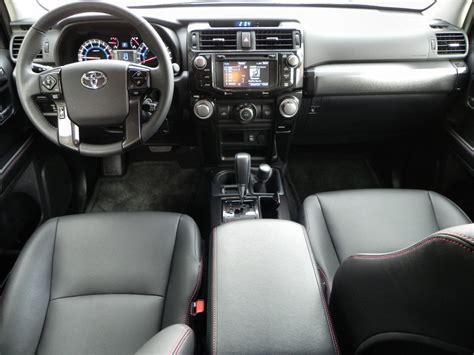 toyota 4runner interior toyota four runner 2015 interior pictures autos post