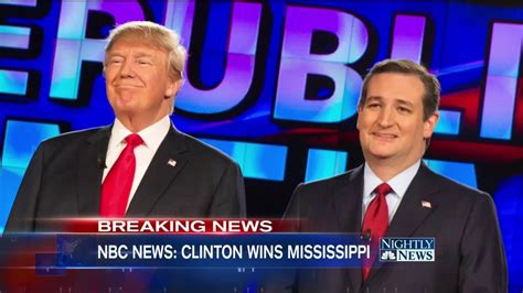 Trump And Cruz In Tight Race, Kasich Surges