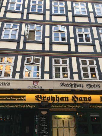 Broyhan Haus, Hannover  Restaurantanmeldelser Tripadvisor