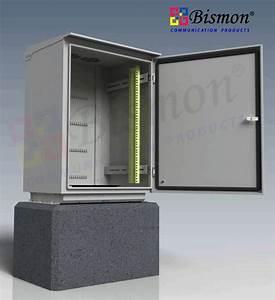 19, U0026quot, Cabinet, Rack, Outdoor, 15u, 50cm, For, Wall, U0026, Hanging, Pole