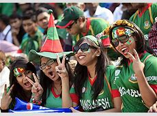 Images Female fan fare drives World Cup Rediff Cricket