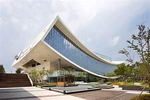National Library of Sejong City, Korea