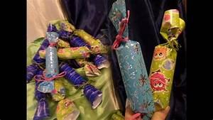 Knallbonbons Selber Machen : diy tolle knallbonbons cracker schnell einfach selber machen vieles in upcycling youtube ~ Watch28wear.com Haus und Dekorationen