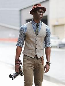 Menu0026#39;s Fashion Week New York Street Style | Glamour