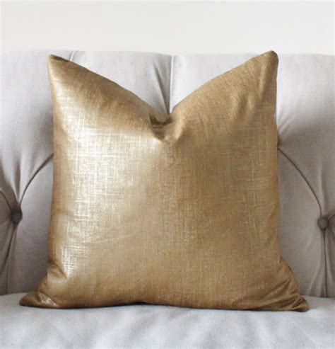 metallic gold throw pillows gold throws for sofas yellow gold blankets throws joss
