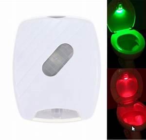 lumiere toilette a led avec detecteur de mouvements With carrelage adhesif salle de bain avec ampoule led mais