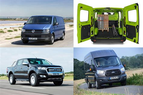 Best Electric Vans 2016 by Best Selling Vans And 2016 Auto Express