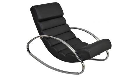chaise simili cuir pas cher chaise longue design simili cuir fauteuil design pas cher