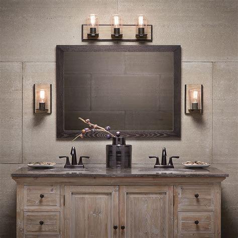 bathroom vanity lights bathroom lighting ideas vanity lights ideas from kichler