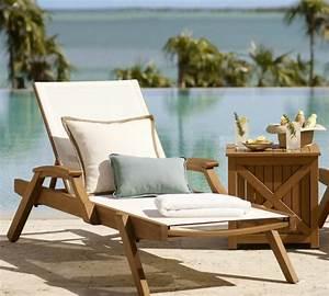 Chaise Longue Piscine : 55 id es magnifiques pour la chaise longue dans le jardin ~ Preciouscoupons.com Idées de Décoration