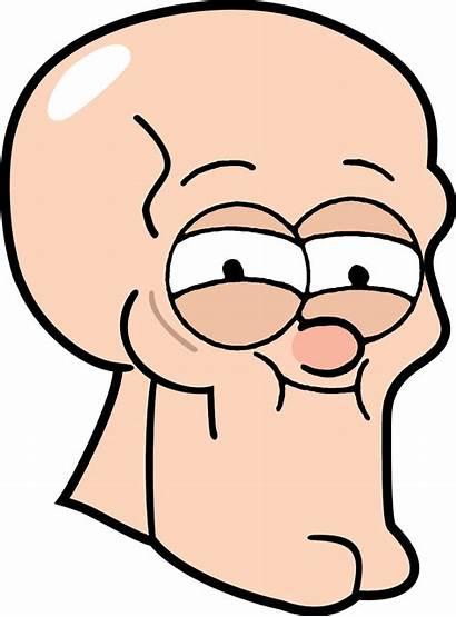 Squidward Face Handsome Jack Dipper Falling Meme