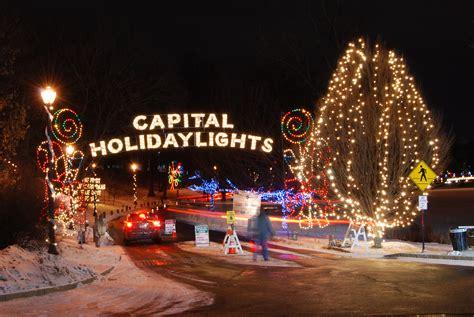 christmas light displays   york