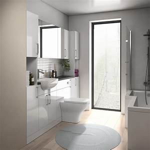 Oliver, 2100, Fitted, Bathroom, Suite, In, 2021