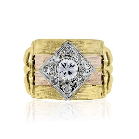 14k Tri Color Gold 045ctw Diamond Ring  Boca Raton. Stylish Watches. Side Baguette Engagement Rings. Wrist Wrap Bracelet. Celtic Watches. Classic Bracelet. Topaz Bracelet. Red Dragon Necklace. Rosewood Watches