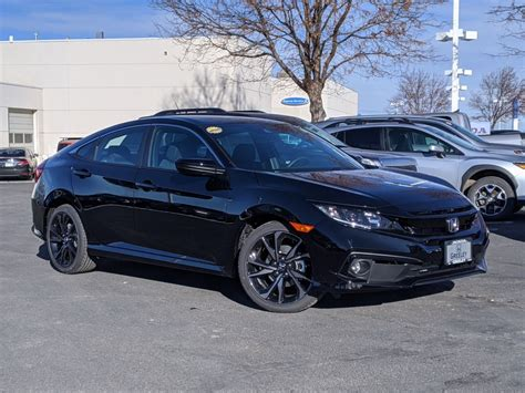 Check spelling or type a new query. New 2020 Honda Civic Sedan Sport 4dr Car in Greeley ...