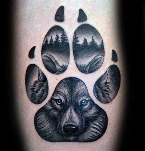 die  besten ideen zu tattoo hundepfote auf pinterest