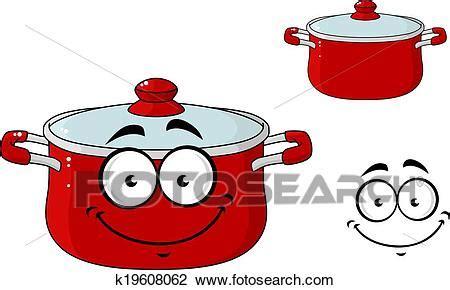 dessin casserole cuisine clipart peu rouges dessin animé cuisine casserole à