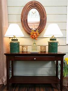 Cool Ideas For Entry Table Decor