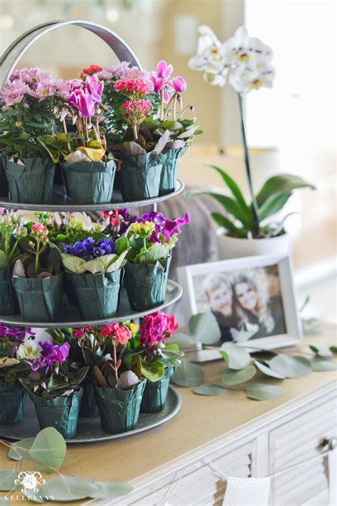 ideas  throw  indoor garden party bridal shower