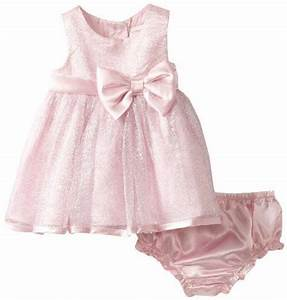 Fancy Frilly Newborn Baby Girl Dresses and Clothes