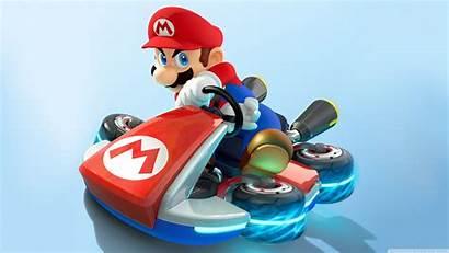 Mario 4k Kart Desktop Uhd Wide Iphone