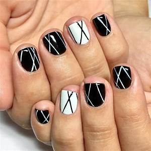 pretty and simple nail designs for nails worth trying