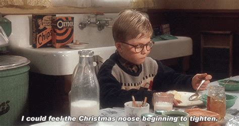Randy is stubborn, innocent, whiney, and quiet. College as Told by the Movie 'A Christmas Story'