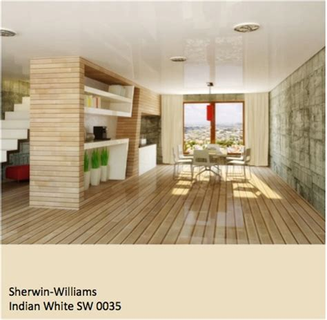 sherwin williams indian white sw 0035 paint colors for
