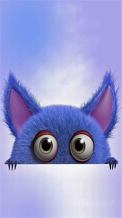 Cartoon Monster Wallpapers Monsters Animated Tap Mobile9