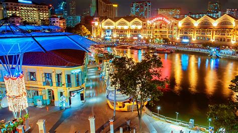 Discover Singapore From Dusk Till Dawn