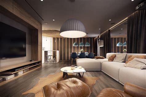 Interni Design by Dramatic Interior Architecture Meets Decor In