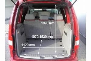 Vw Caddy Trenngitter Kofferraum : adac auto test vw caddy life 1 9 tdi ~ Jslefanu.com Haus und Dekorationen