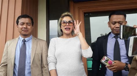 Nikita Mirzani Senang Gugatan Isbat Nikah Dan Cerainya