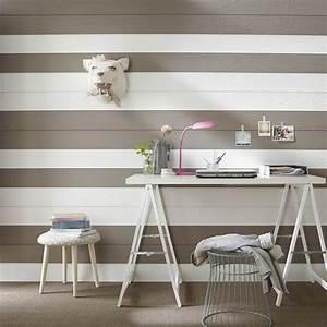 Lambris Peint En Blanc : d co chambre avec lambris ~ Dailycaller-alerts.com Idées de Décoration