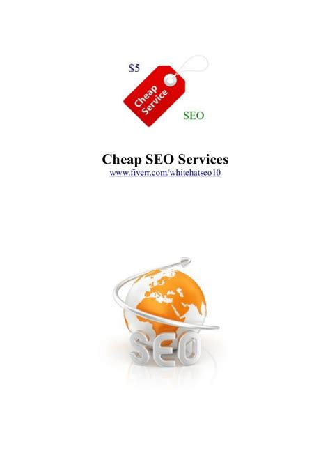 cheap seo cheap seo services