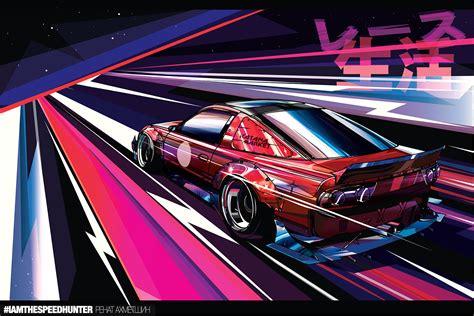 Automotive Art The Finale Speedhunters