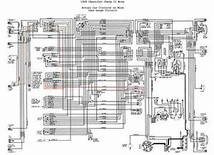 1968 Nova Headlight Wiring Diagram Free Picture