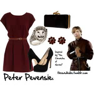 Peter Pevensie Inspired Outfit