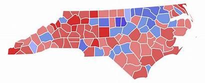 Carolina Election North County Results Governor Svg