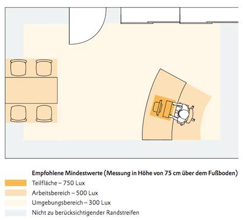 Licht Am Arbeitsplatz Vorschrift din en 12464 licht und beleuchtung beleuchtung arbeitsstätten