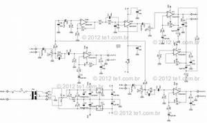 Esquema Tda2030 Ne5532 Subwoofer Amplificador 450x267