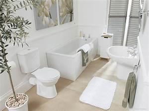 Classic White Bathroom Design And Ideas #3887